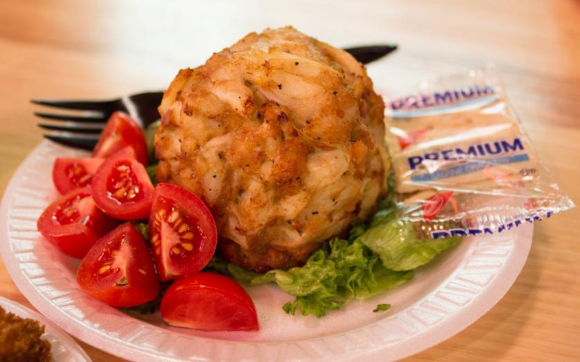 Real Maryland Crab Cakes Recipe Visitmaryland Org