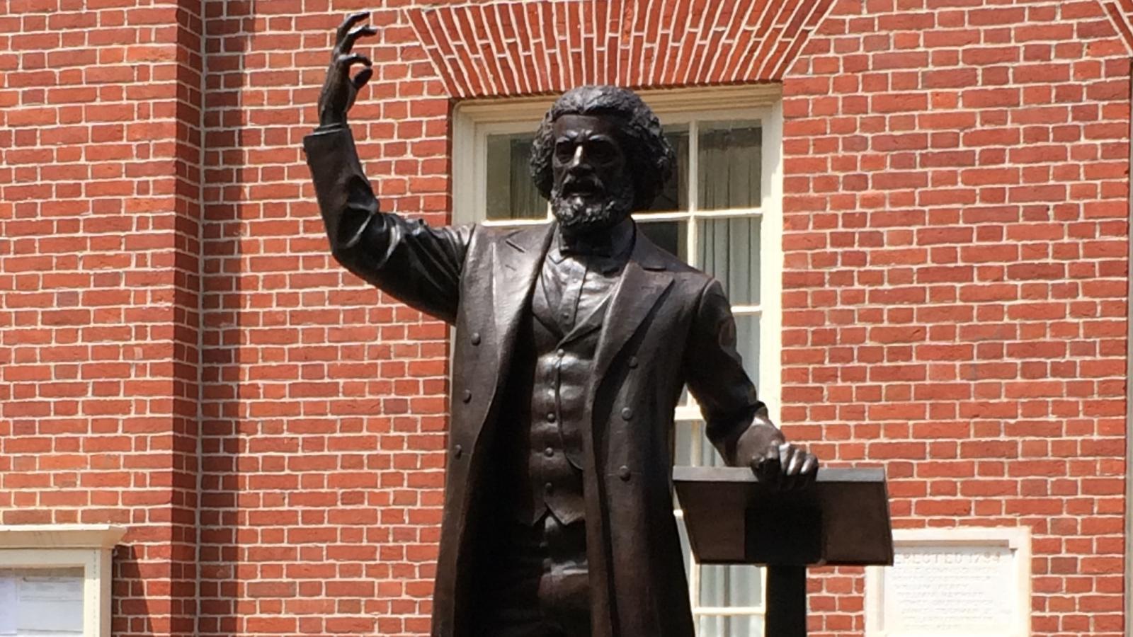 Following in His Footsteps Marylandu0027s Frederick