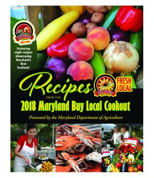 Buy Local Cookout Recipes Cookbook