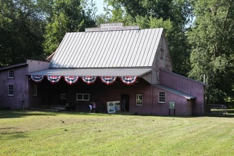 Linchester Mill in Preston, Caroline County