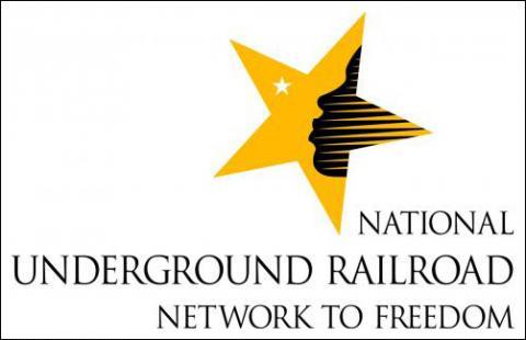 National Underground Railroad Network to Freedom Logo