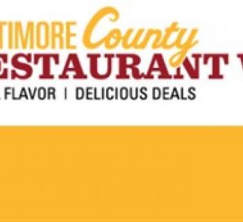 Baltimore County Restaurant Week logo Photo