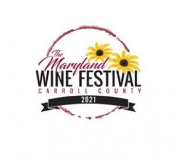 The Maryland Wine Festival logo Photo