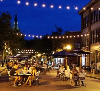 Dinner Under the Stars - Annapolis Photo
