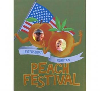 Peach Festival Photo
