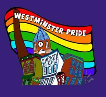 Westminster Pride Banner Photo