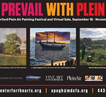 Harford Plein Air Festival and VIRTUAL Gallery/Sale poster Photo