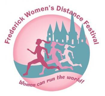 Frederick Women's Distance Festival Logo Photo