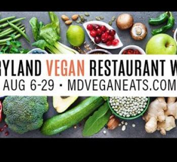 Maryland Vegan Restaurant Week - Summer poster Photo