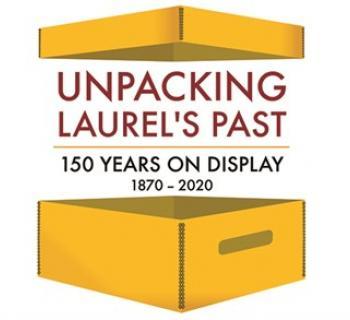 Unpacking Laurel's Past logo Photo