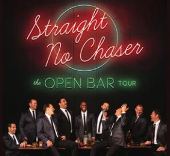 STRAIGHT NO CHASER tour poster Photo