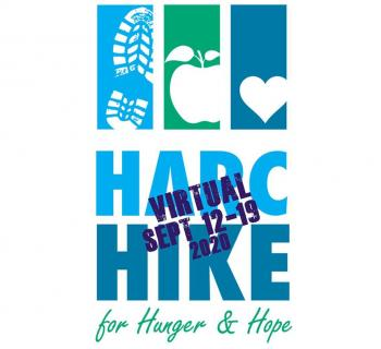 HARC Hike is virtual this year! Photo
