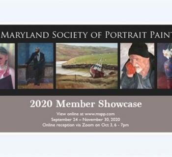 MD Society of Portrait Painters Members Online Showcase Photo