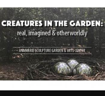 Creatures in the Garden poster Photo