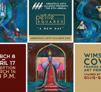 """A New Day"" Petite Squares Exhibit Photo"