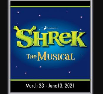 Shrek The Musical at Toby's Dinner Theatre 2021 Photo