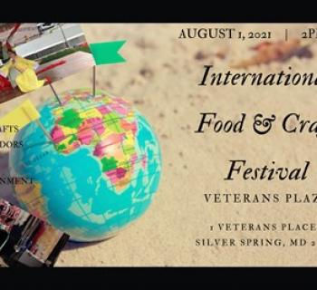 International Food & Craft Festival Photo