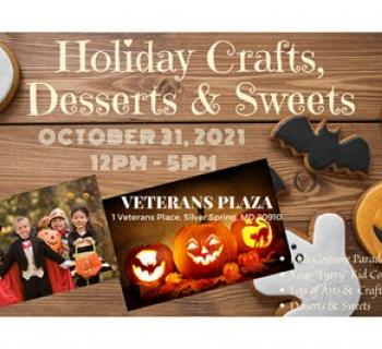 Holiday Crafts, Desserts & Sweets poster Photo