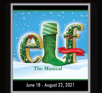 Elf The Musical at Toby's Dinner Theatre Photo