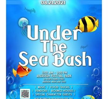 Under the Sea Bash flyer Photo