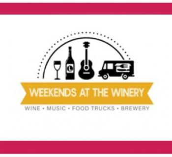 WEEKENDS AT THE WINERY Logo  Photo