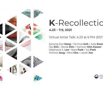 Korean Cultural Center K-Recollection Poster Photo