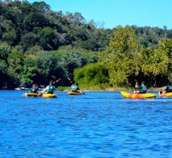 Kayaking Trip. Photo