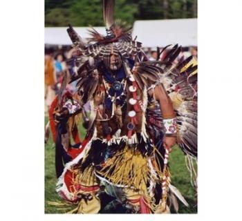 American Indian Dancer Photo