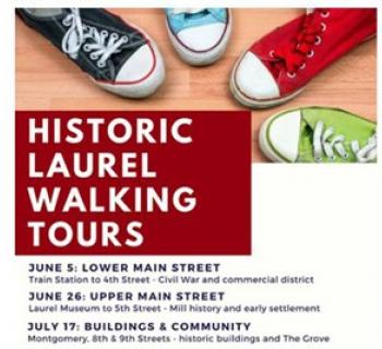 Historic Laurel Walking Tours Photo