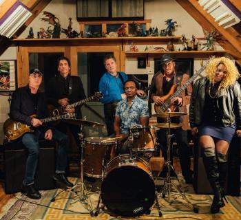 Paul Reed Smith Band Photo