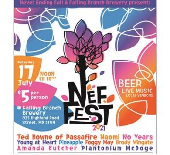 Nef Fest poster Photo