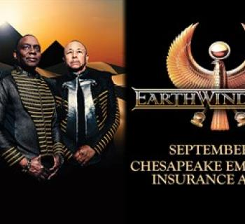 Earth Wind and Fire in Baltimore County  Photo