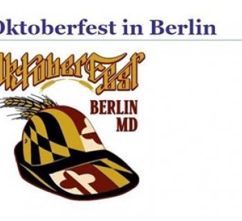 Oktoberfest in Berlin poster Photo