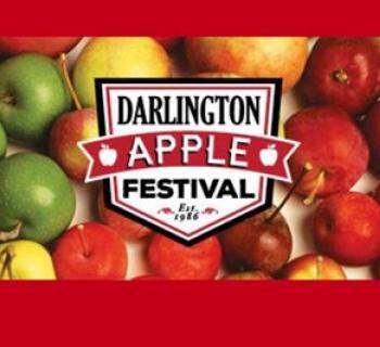 Darlington Apple Festival logo Photo