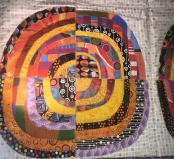 Circle Quilt Photo