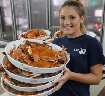 Crab & Cruise Photo