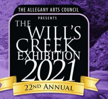 Will's Creek Exhibition 2021 poster Photo