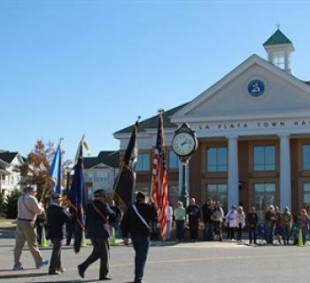 Veterans Parade Photo