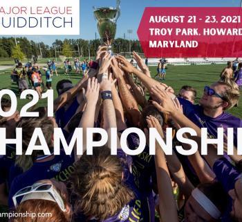 Major League Quidditch Championship 2021 Photo
