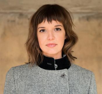 Portrait of Ellen Cherry Photo