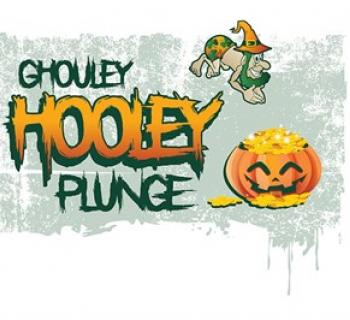 17th annual Hooley Plunge at Rocky Gap State Park  Photo