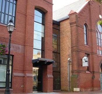The Exterior of the Banneker-Douglass Museum Photo