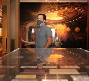 """Joe Tropea in """"Flickering Treasures"""" Photo"""