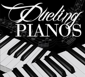 Dueling Pianos at Frostburg State University Photo