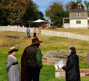 Hampton National Historic Site Farm Tour Photo