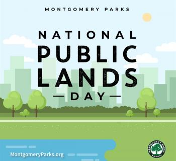 National Public Lands Day Graphic Photo