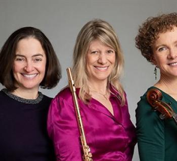 Members of the Beau Soir Ensemble Photo