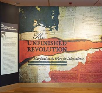 The Unfinished Revolution Exhibition Photo