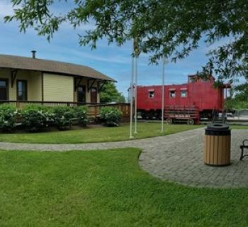 La Plata Train Station Museum  Photo