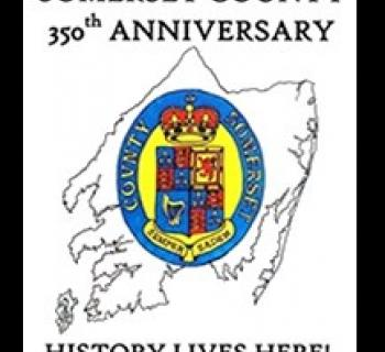 Somerset County Tourism 350th logo Photo